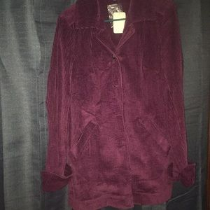 Chadwhich's courdroy jacket